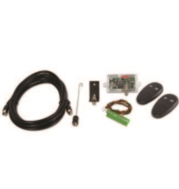 USAutomatic LCR Receiver Pack 030220                                                           (Includes LCR 030205 dual channel receiver, Antenna Bracket, 2 remotes, 12 Feet Coax and Antenna) Solar Friendly