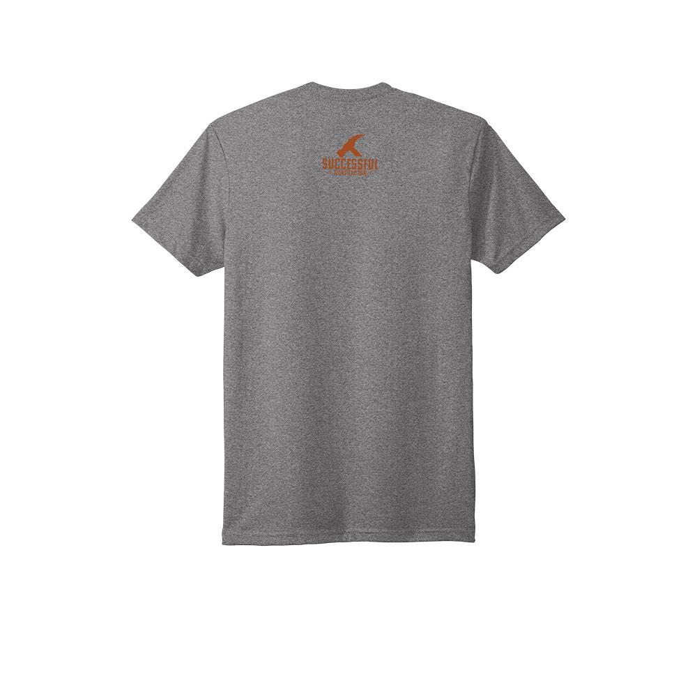 SUCCESSFUL CONTRCTOR Successful Contractor Vertical Logo Short Sleeve