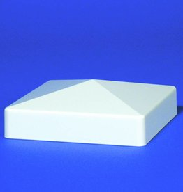 "NATIONAL VINYL PRODUCTS 5"" X 5"" EXTERNAL POST CAP"