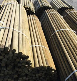 SWI ACQ TREATED FENCE RAILS/ CORRAL POLES