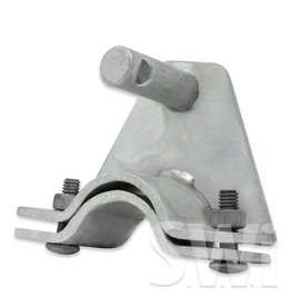 MASTER HALCO ROLO LATCH (WITHOUT BRACE BANDS)