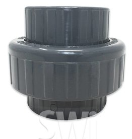 SPEARS / LASCO PVC SCH80 VITON O-RING UNION SLIP X SLIP