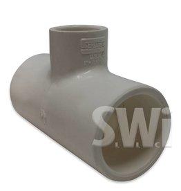 SPEARS / LASCO PVC REDUCING TEE SOC (401 SERIES)  SCH40