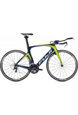 Fuji FUJI NORCOM STRAIGHT 2.5 TT Road Bike NAVY/CITRUS 53CM