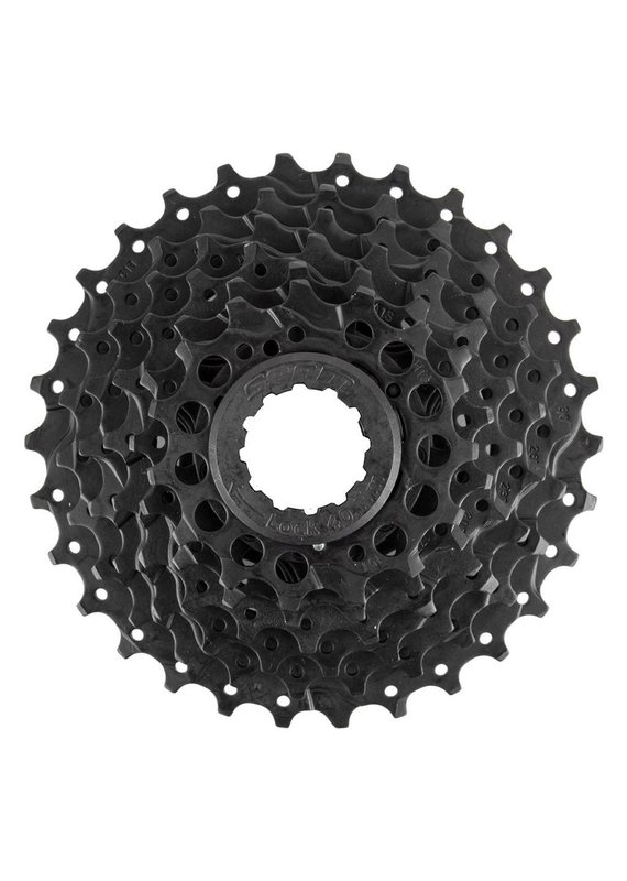 SRAM SRAM PG820 Bicycle Cassette 11-30T 8 speed Black