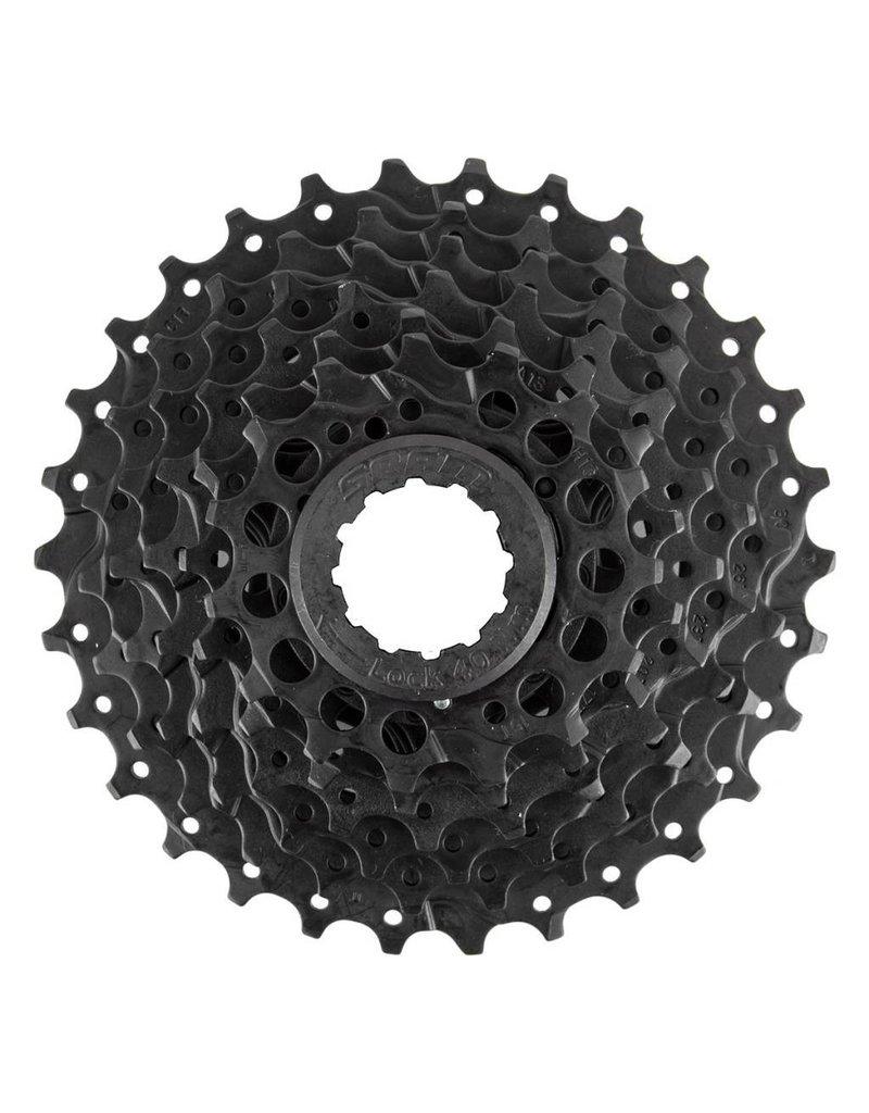SRAM SRAM PG820 Bicycle Cassette 11-30T 8 speed Black