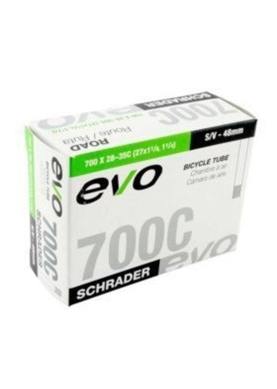 EVO EVO Inner tube, Schrader, 32mm, 700X28-32C