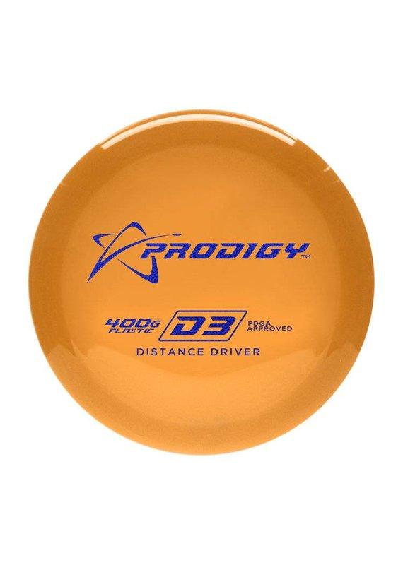 Prodigy Disc Golf Prodigy D3 400G Distance Driver