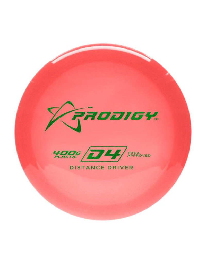 Prodigy Disc Golf Prodigy D4 400G Disctance Driver