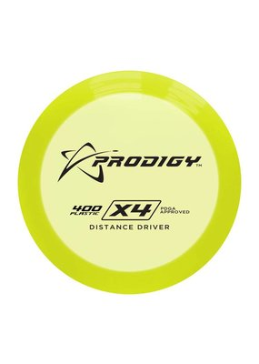 Prodigy Disc Golf Prodigy X4 400 Distance Driver Golf Disc