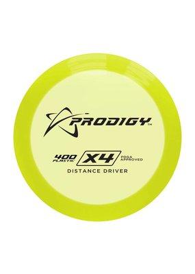 Prodigy Disc Golf Prodigy X4 400 Distance Driver