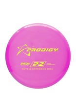 Prodigy Disc Golf Prodigy PA2 350G Putt and Approach Disc