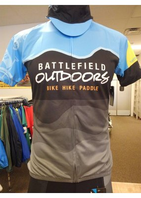 Athlos Battlefield Outdoors Jersey Women's Large