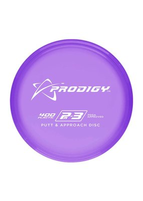 Prodigy Disc Golf Prodigy Pa3 400 Putt and Approach Disc
