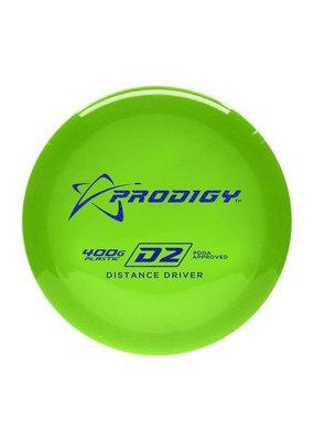 Prodigy Disc Golf Prodigy D2 400G Distance Driver