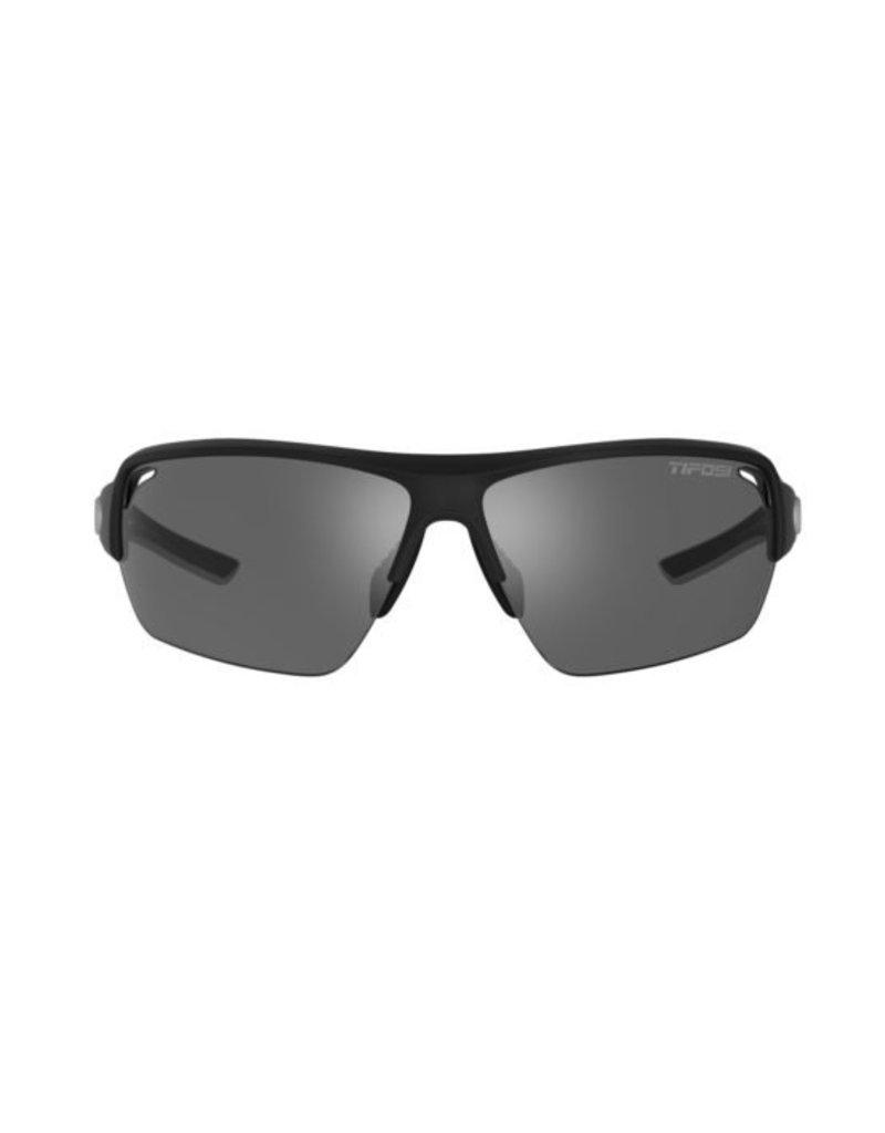 TIFOSI OPTICS Just, Matte Black Single Lens Sunglasses