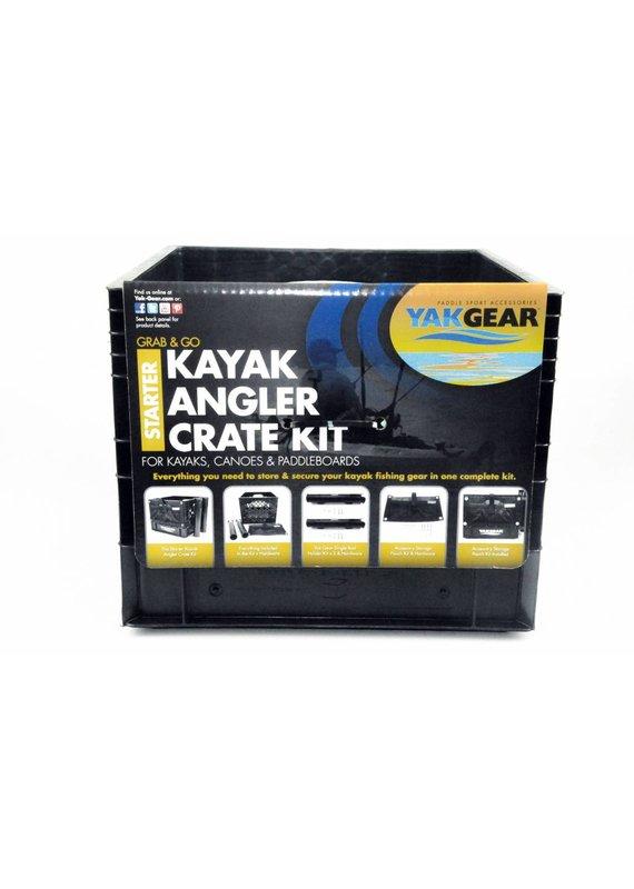 YAKGEAR Yak‑Gear Grab‑and‑Go Kayak Angler Starter Kit