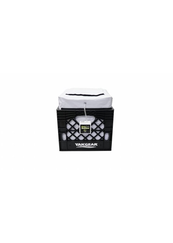 YAKGEAR YakGear 01‑0059 CrateWell Dry Storage, PVC Tarpaulin, White