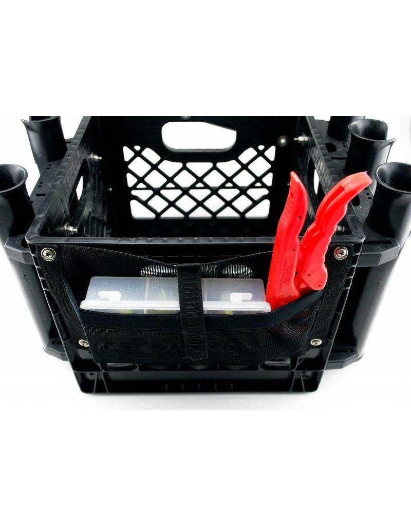 """YAKGEAR YakGear ACCP1 Accessory Pouch, Black, 12"""" x 7"""""""