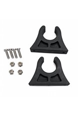 YAKGEAR Yak Gear MPC Molded Rubber Paddle Clip Kit