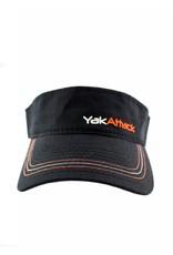 YAKATTACK YakAttack Adjustable Visor Black
