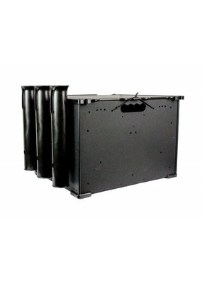 YAK ATTACK YakAttack BlackPak Kayak Fishing Crate Black