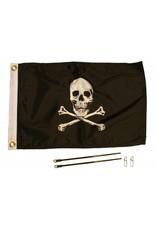 YAKATTACK YakAttack Jolly Roger Flag Kit