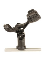 YAKATTACK YakAttack Omega Rod Holder with Track Mounted LockNLoad Mounting System