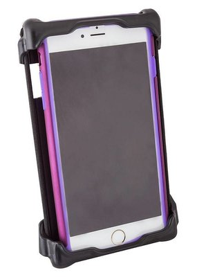 Delta Delta Handlebar Smart Phone Holder Caddy XL Black