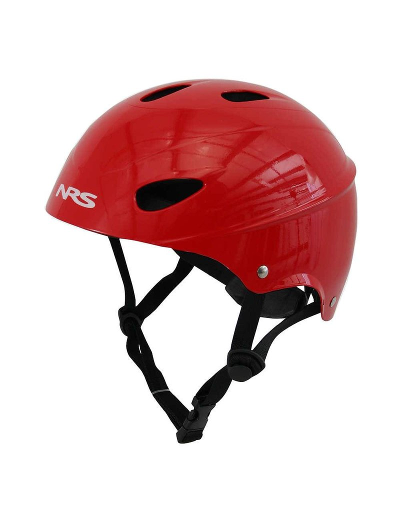 NRS Havoc Livery Helmet Red