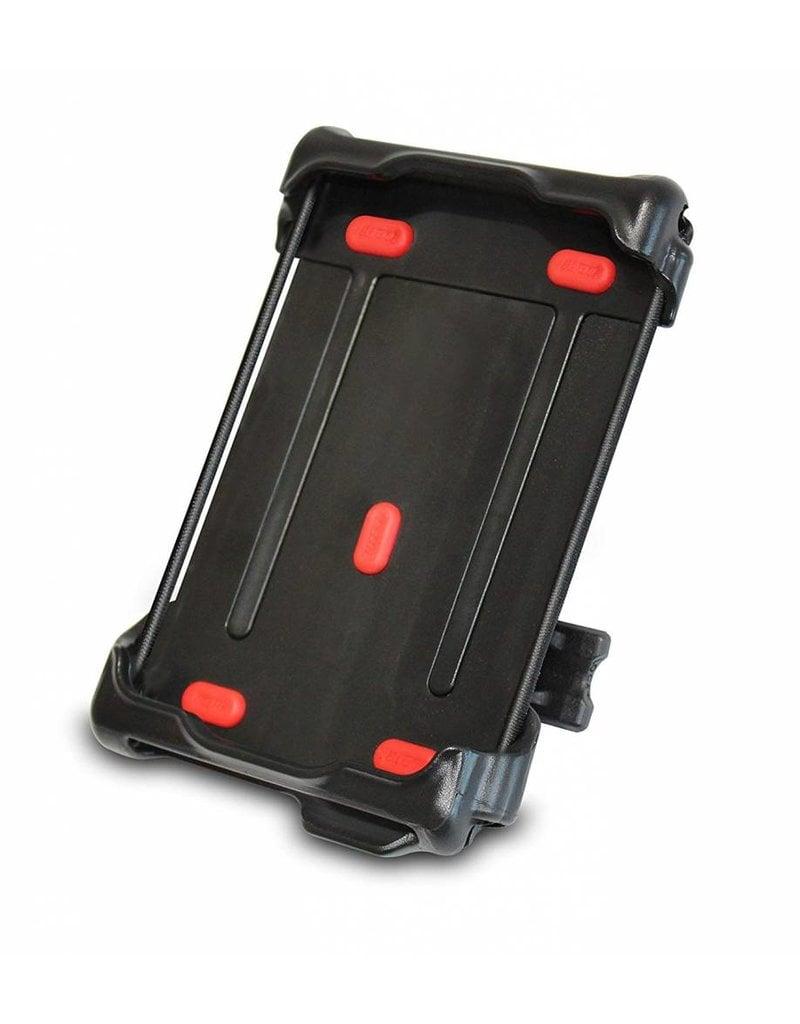 Delta Delta Handlebar Smart Phone Holder Caddy XL Black