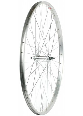 Sta-Tru Sta-Tru, 700X35 Front UCP Blk ST735 36h Rim with UCP spoke KT ATB 9mm/100/108 Axle