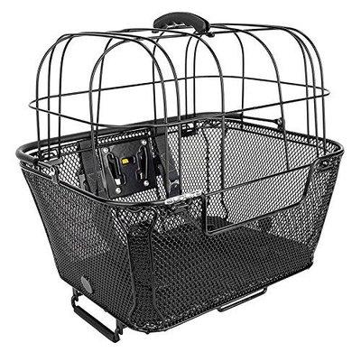XLC XLC QR Pet Basket front/rear Bk QR
