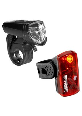 Kryptonite Kryptonite Street F135/Avenue R14 Set, Light, Set, Black