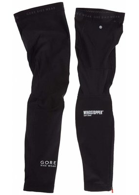 Gore Bike Wear Gore Bike Wear, Universal GWS, Leg warmers, (AWLUNI9900), Black, L