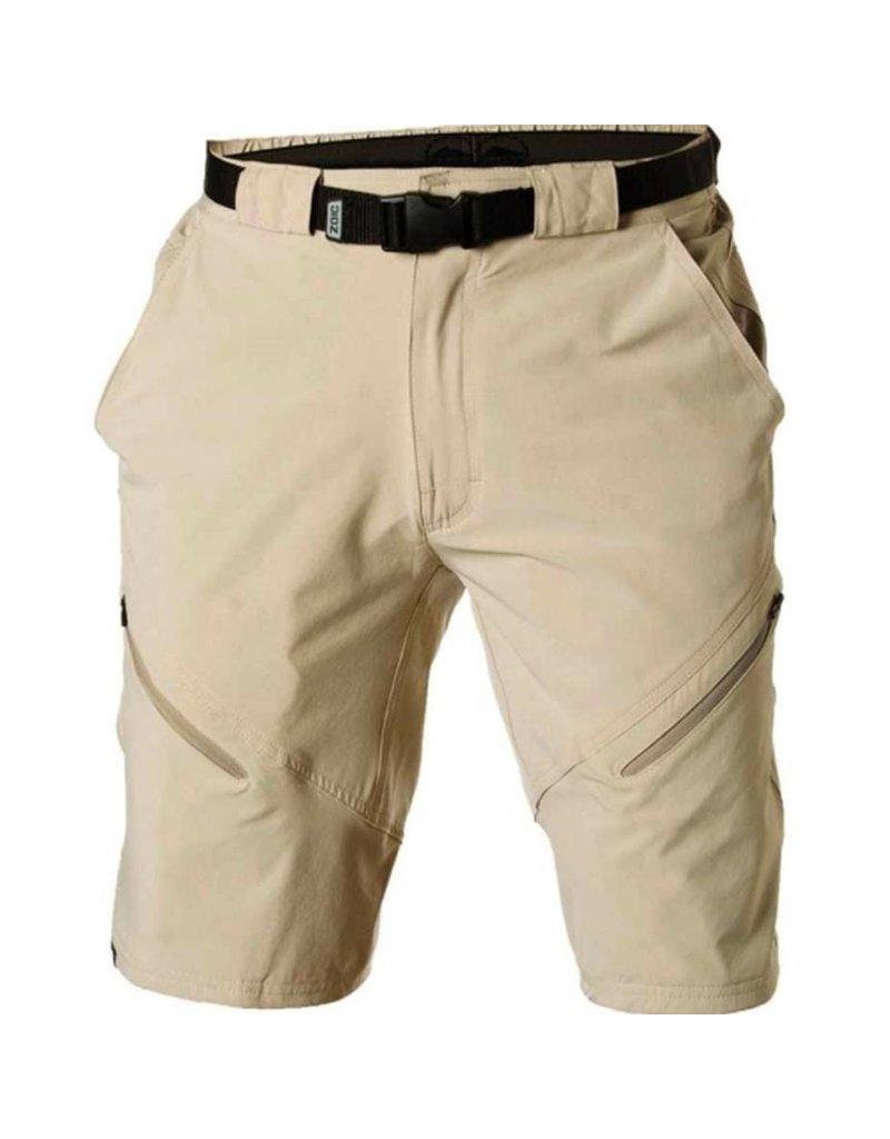 "Zoic, Black Market Short Tan SM 27""-29"" Waist Essential Liner"