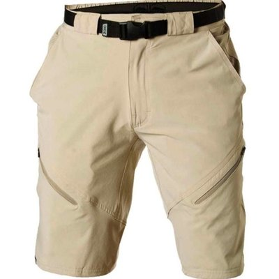 "Zoic Zoic, Black Market Short Tan 2XL 40""-43"" Waist Essential Liner"