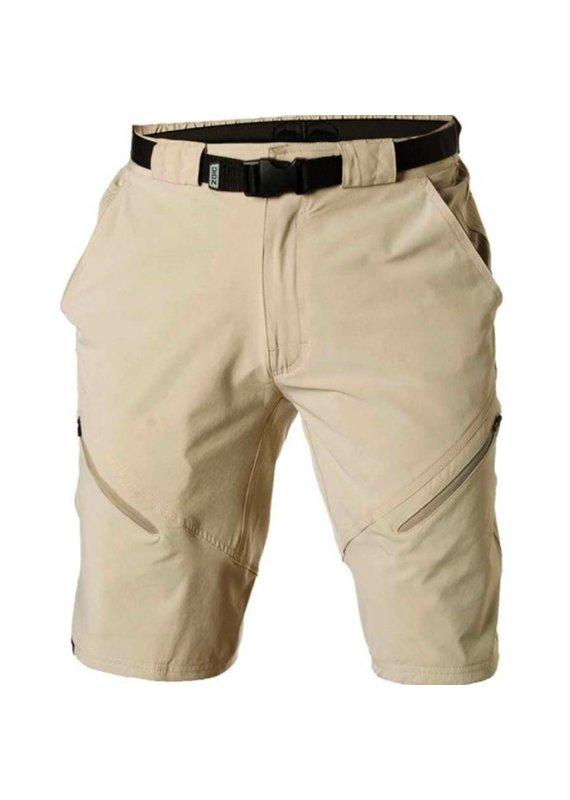 "Zoic, Black Market Short Tan 2XL 40""-43"" Waist Essential Liner"