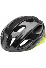 Louis Garneau Louis Garneau Asset Cycling Helmet Grey and Neon XL
