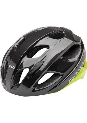Louis Garneau Louis Garneau Asset Cycling Helmet Grey and Neon Large