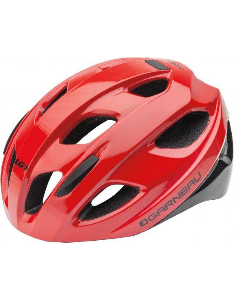 Louis Garneau Louis Garnea Asset Cycling Helmet Red/Black XL