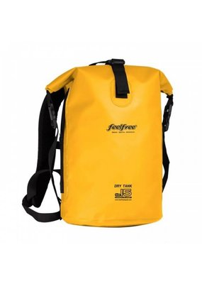 Feelfree Feel Free Dry Tank Dry Storage Bag 15 Liter Yellow