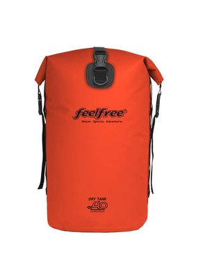 Feelfree Feel Free Dry Tank Dry Storage Bag 15 Liter Orange