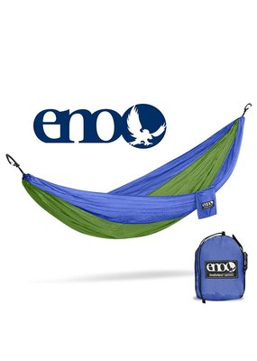 ENO Eno Double Nest Hammock Lime Royal