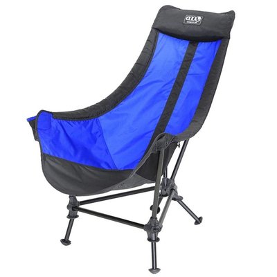 ENO ENO Lounger DL Adjustable Chair Royal/Charcoal