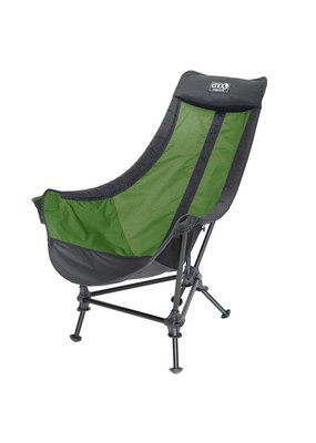 ENO ENO Lounger DL Adjustable Chair Lime Charcoal