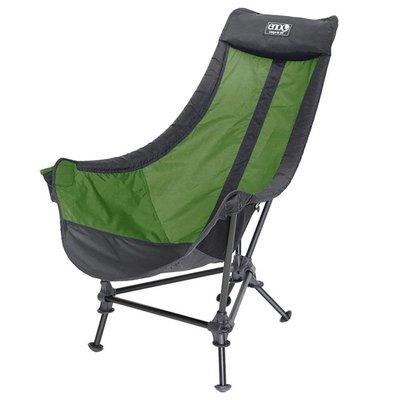 ENO ENO Lounger DL Adjustable Chair Lime Charcoal