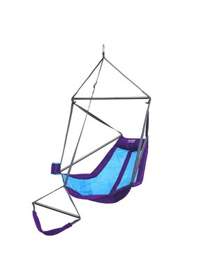 ENO ENO Lounger Adjustable Chair Purple/Teal
