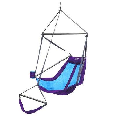 ENO ENO Lounger Adjustable Chair Purple/Teal