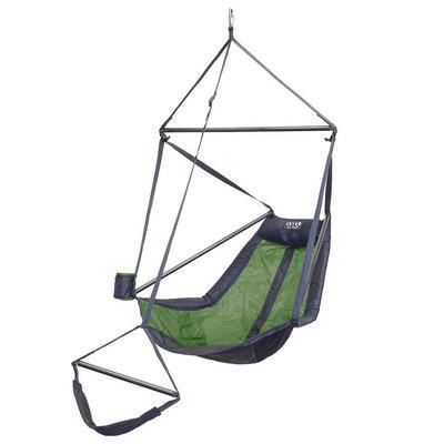 ENO ENO Lounger Adjustable Chair Lime/Charcoal